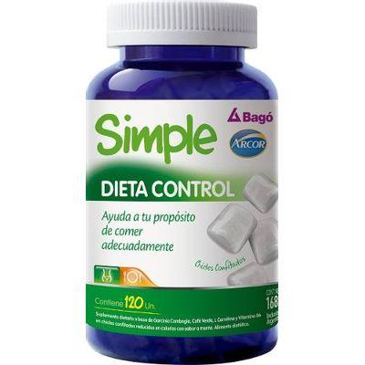 Simple-Bago-Dieta-Control-Perdida-De-Peso-120-Chicles-en-Pedidosfarma