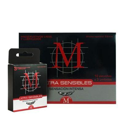 Preservativos-M-Ultra-Sensible-10-Cajas-X-3-Unidades-en-Pedidosfarma