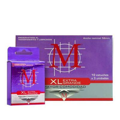 Preservativos-M-Xl--10-Cajas-X-3-Unidades-en-Pedidosfarma