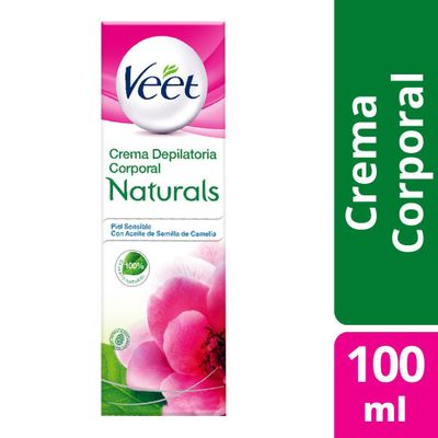 Crema-Depilatoria-Corporal-Veet-Naturals®-Piel-Sensible-100m-en-Pedidosfarma