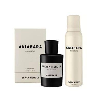Akiabara-Black-Neroli-Eau-De-Parfum---Desodorante-en-Pedidosfarma