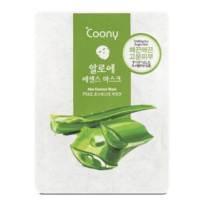 Coony-Mascarilla-Facial-Aloe-Vera-Calmante-Hidratante-en-Pedidosfarma
