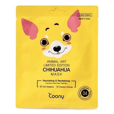 Coony-Mascarilla-Facial-Chihuahua-Mask-Hidrata-Y-Nutre-en-Pedidosfarma