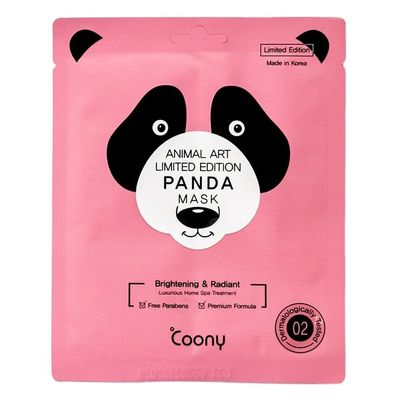 Coony-Mascarilla-Facial-Panda-Mask-Iluminadora-en-Pedidosfarma