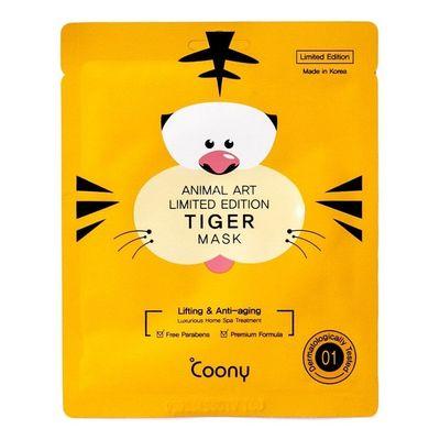 Coony-Mascarilla-Facial-Tiger-Mask-Elasticidad-A-La-Piel-en-Pedidosfarma