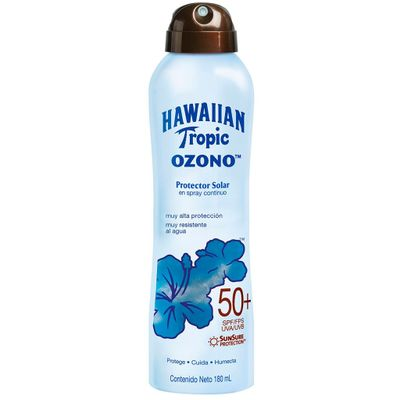 Hawaiian-Tropic-Ozono-Spray--Spf-50--180ml-en-Pedidosfarma