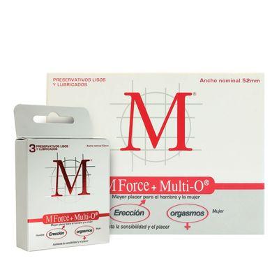 Preservativos-M-M-force---Multi-O-10-Cajas-X-3-Unidades-en-Pedidosfarma