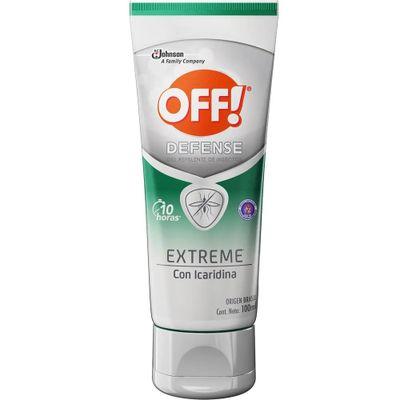 Repelente-Off-Defense-Extreme-Gel-100ml-en-Pedidosfarma