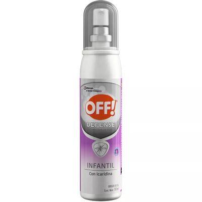 Repelente-Off-Defense-Infantil--Spray-100ml-Niños---2-Años-en-Pedidosfarma