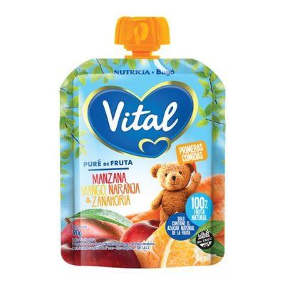 Vital-Pure-De-Frutas-Mango-Manzana-Naranja-Zanahoria-90grs-en-Pedidosfarma
