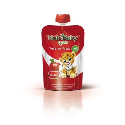 Nutribaby-Organico-Papilla-Manzana-Pouch-Caja-X-24-Unids-en-Pedidosfarma