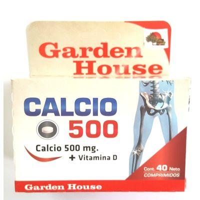 Calcio-500-X-40-Comprimidos-en-Pedidosfarma