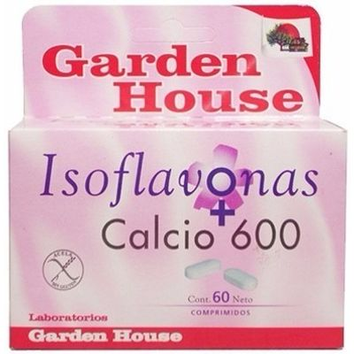 Isoflavonas---Calcio-600-X-60-Comprimidos-en-Pedidosfarma