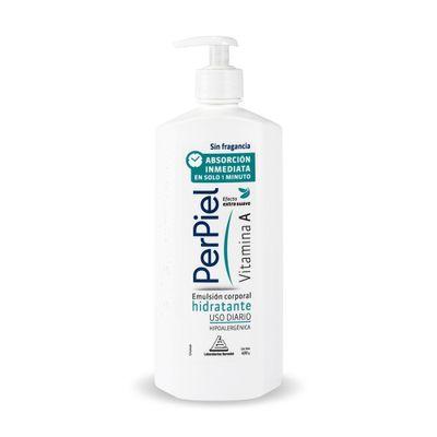 Perpiel-Emulsion-Absorcion-Inmediata-Sin-Fragancia-400ml-en-Pedidosfarma