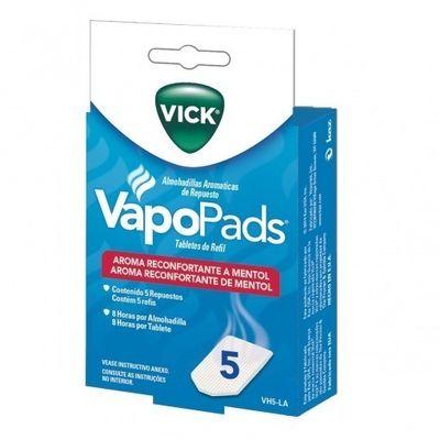 Vick-Vapopads-Vaporizador-Repuestos-Aroma-A-Mentol-5-Unids-en-Pedidosfarma
