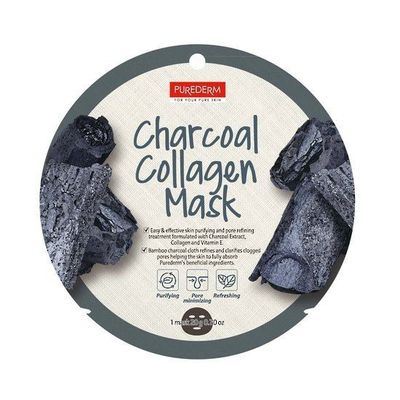 Purederm-Charcoal-Collagen-Mask-Carbon-Bambu-Mascara-Facial-en-Pedidosfarma