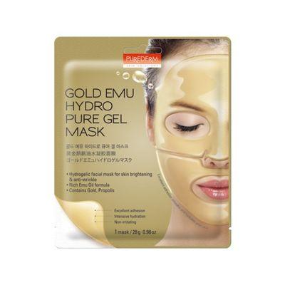 Purederm--Gold-Hydrogel-Mask-Mascara-Hidrogel-Oro-Pure-Gel-en-Pedidosfarma