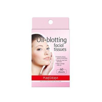 Purederm-Oil-Blotting-Tissues-Pañuelo-Antigrasa-Refrescante-en-Pedidosfarma