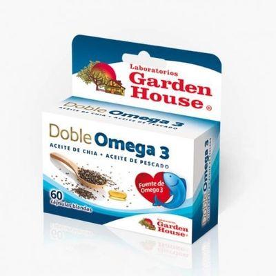 Garden-House-Doble-Omega-3-Colesterol-X-60-Caps-en-Pedidosfarma
