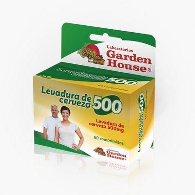 Garden-House-Levadura-De-Cerveza-500-X-60-Comprimidos-en-Pedidosfarma