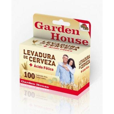 Garden-House-Levadura-De-Cerveza---Ac.-Folico-X-100-Comp-en-Pedidosfarma