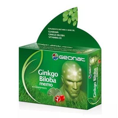 Geonat-Ginkgo-Biloba-Memo-X-30c.---Concentracion-Y-Memoria-en-Pedidosfarma