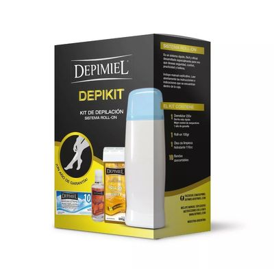 Depimiel-Depikit-Kit-Depilatorio-Cera-A-Roll-on-en-Pedidosfarma
