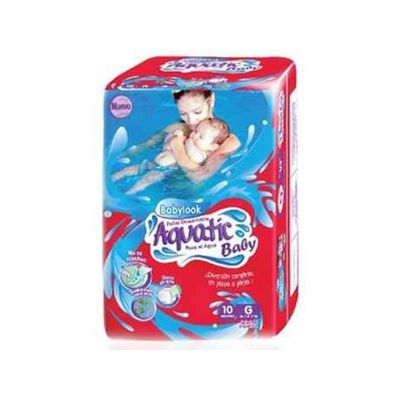 Pañales-Para-La-Pileta-Aquatic-Baby-Talle-G-8-12kg