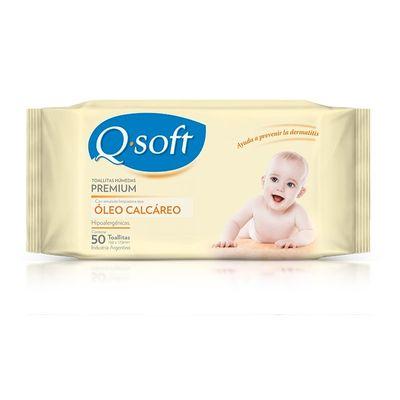 Q-Soft-Baby-Toallitas-Humedas-Con-Oleo-Calcareo--50-Unidades