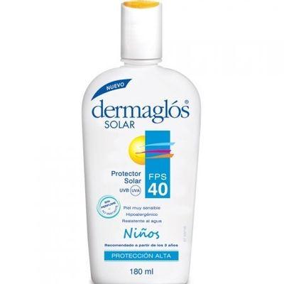 Dermaglos-Protector-Solar-Niños-Fps-40-Piel-Sensible-X-180ml