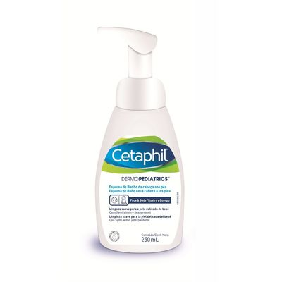 Cetaphil-Dermopediatrics-Espuma-De-Baño-X-250-Ml-No-Irrita