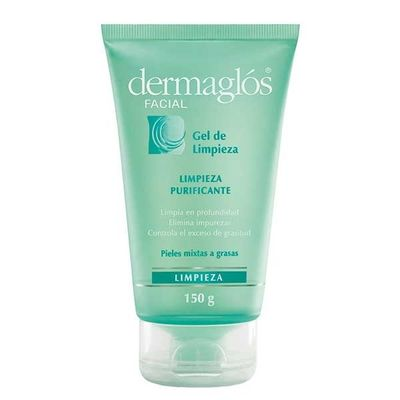 Dermaglos-Facial-Gel-Purificante-Piel-Mixtas-Grasa-150ml