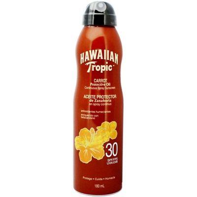 Hawaiian-Tropic-Aceite-Protector-Spray-Factor-30-X-180ml