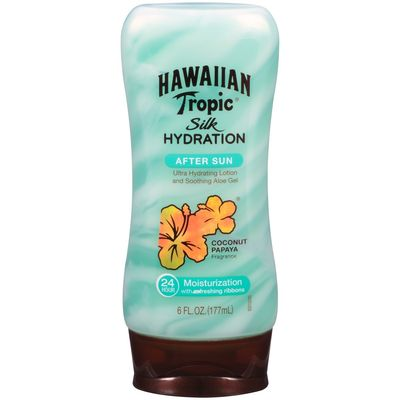 Hawaiian-Tropic-Locion-Post-Solar-Silk-Hydration-X-180ml