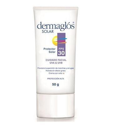 Dermaglos-Protector-Solar-Fps-30-Facial-Matificante-Crema