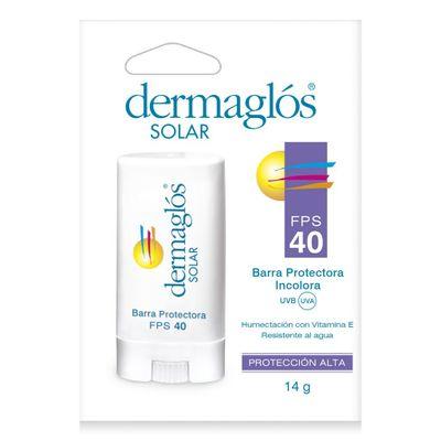 Dermaglos-Protector-Solar-Fps40-Barra-Protectora-14grs