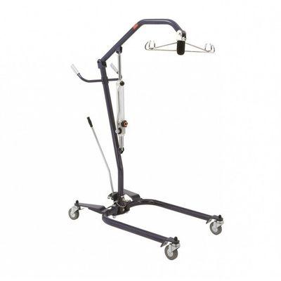 Elevador-De-Pacientes-Con-Arnes-Caño-Tubular-Bomba-Hidraulic