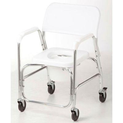 Care-Quip-Inodoro-Aluminio-Con-Ruedas-Y-Bacinilla-P--Ducha
