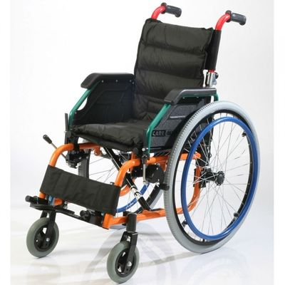 Care-Quip-Silla-De-Ruedas-Pediatrico-Aluminio-Colores-A581