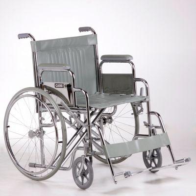 Care-Quip-Silla-De-Ruedas-Standar-Reforzado-Hasta-150kg