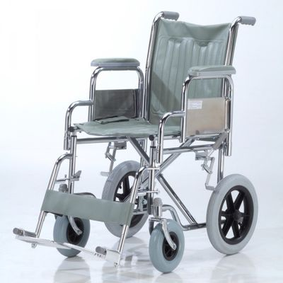 Care-Quip-Silla-De-Ruedas-Transporte-Neumatico-Cromada-A212