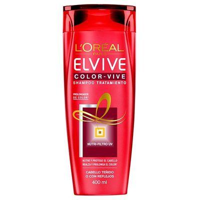 Loreal-Elvive-Shampoo-Color-Vive-400ml