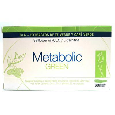 Metabolic-Green-Cla-Cafe-Verde-L-carnitina-60-Capsulas