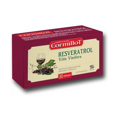 Cormillot-Resveratrol-Antioxidante--X-30-Capsulas