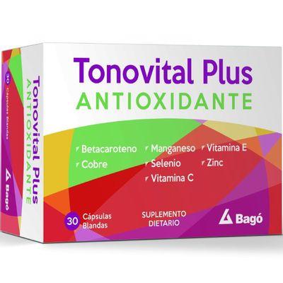 Tonovital-Plus-Antioxidante-X-30-Caps-Bago