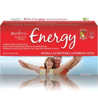 Briovital-Energy-Aumenta-La-Energia-Vital-X-30-Capsulas