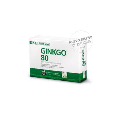 Natufarma-Ginkgo-Biloba-80-Circulacion-Memoria-X-30-Comp
