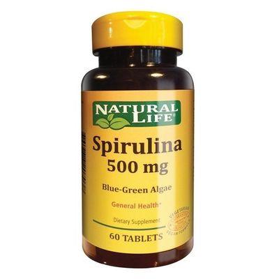 Spirulina-500mg--X-60-Comprimidos