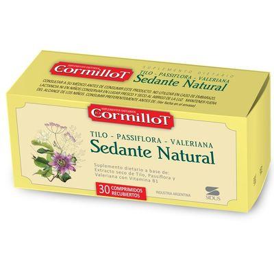 Cormillot-Sedante-Natural-Suplemento-X-30-Comprimidos