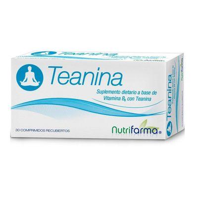Nutrifarma-Teanina-Estres-Ansiedad-Tranquilizante-30-Comps
